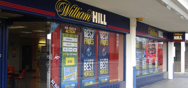 William Hill by Kake Pugh