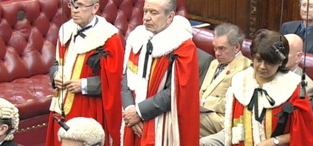 House of Lords by Department for Business, Innovation and Skills