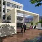 Heathlands Village artist impression