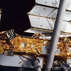 NASA's Upper Atmosphere Research Satellite, or UARS, is expected to re-enter Earth's atmosphere late