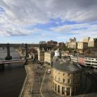 Newcastle office market divided as investment declines
